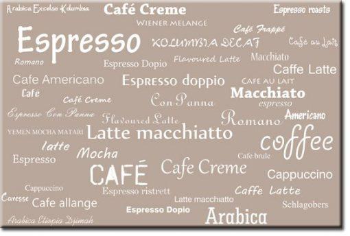fototapeta typografia