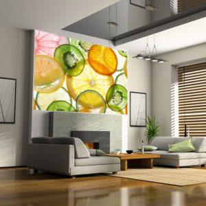fototapeta owoce