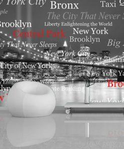 tapeta Manhattan