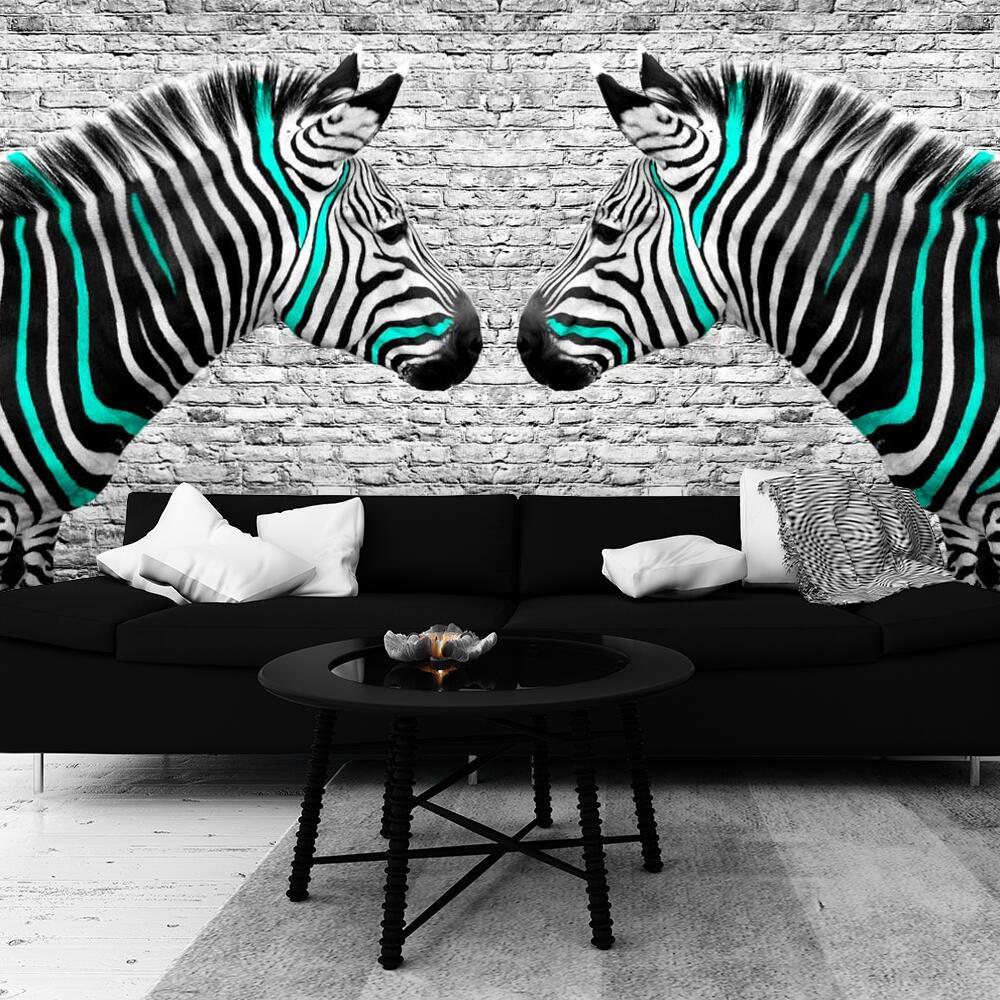 Tapeta z zebrami