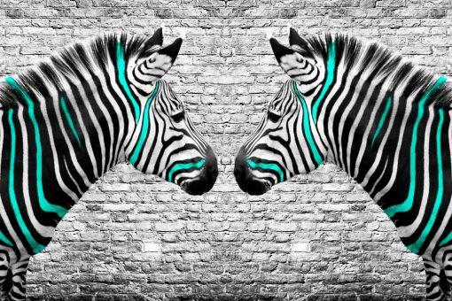 Fototapeta z zebrami