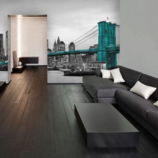New York na fototapecie