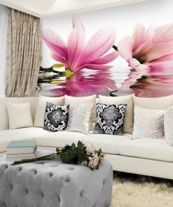 ozdoby z kwiatami