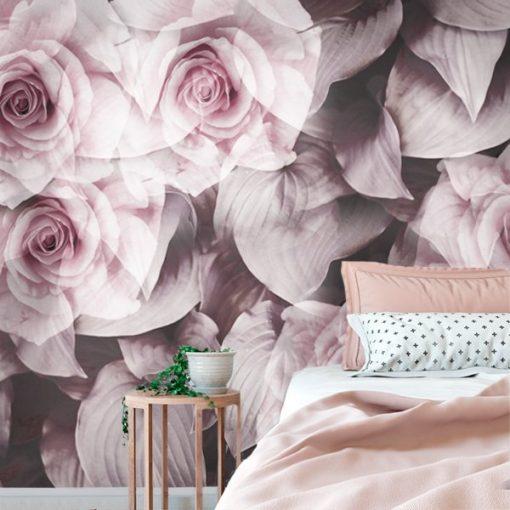piękna tapeta do sypialni