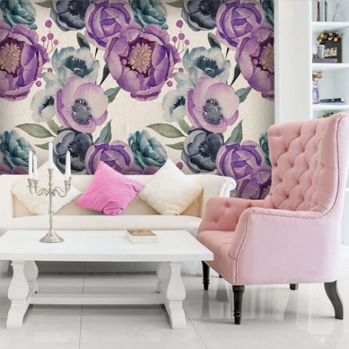 dekoracje z anemonami