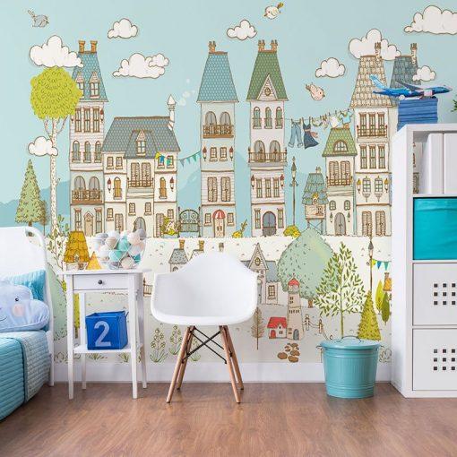 ozdoby do pokoju dzieci臋cego