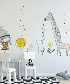 Tapeta na ścianę do pokoju dziecięcego