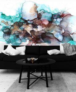 kolorowa tapeta - abstrakcja
