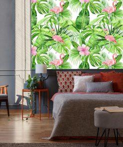 Foto-tapeta z tropikalną przyrodą