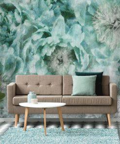 Foto-tapeta botaniczna do pokoju - Wz贸r orientalny