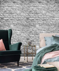 Fototapeta z teksturą cegły