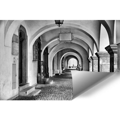 Kamienne Arkady - fototapeta
