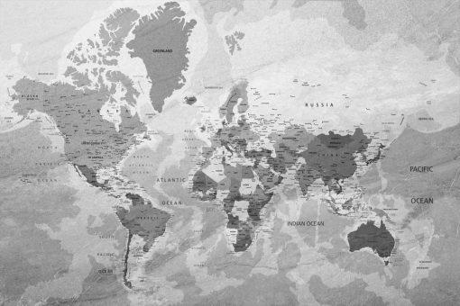 Tapeta polityczna mapa 艣wiata