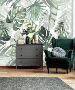 Fototapety rośliny z dżungli