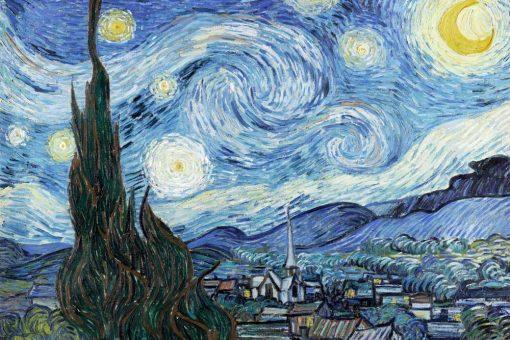 Fototapeta z reprodukcja dzie艂a Vincenta van Gogha