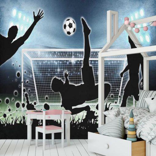 Fototapeta dzieci臋ca - Football dla nastolatka