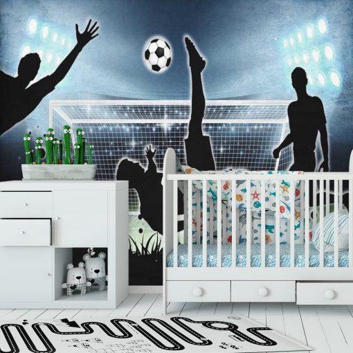 Fototapeta dzieci臋ca - Football dla przedszkolaka
