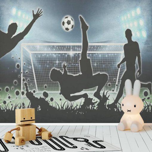 Fototapeta dzieci臋ca - Football dla ucznia