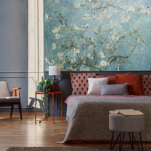 Fototapeta z reprodukcj膮 - Vincent Van Gogh do sypialni